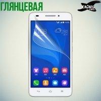 Защитная пленка для Huawei Y6 - Глянцевая
