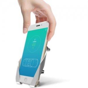 Универсальный автомобильный раздвижной держатель телефона на воздуховод