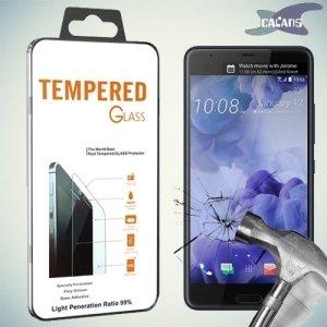 Закаленное защитное стекло для HTC U Ultra