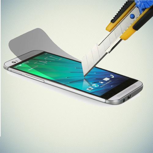 Как поменять защитное стекло на смартфоне