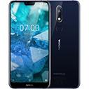 Nokia 7.1 Чехлы и Защитное стекло