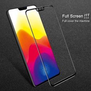 Imak Pro+ Full Glue Cover Защитное с полным клеем стекло для Vivo X21 черное