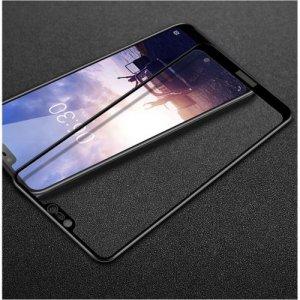 Imak Pro+ Full Glue Cover Защитное с полным клеем стекло для Nokia 6.1 Plus черное