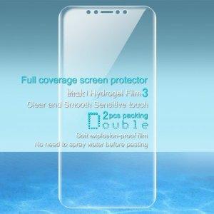 IMAK силиконовая защитная гидрогель пленка для iPhone XR на весь экран