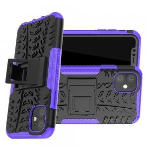 ONYX Противоударный бронированный чехол для iPhone 11 - Черный