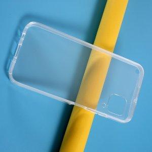 Ультратонкий прозрачный силиконовый чехол для Huawei P40 Lite