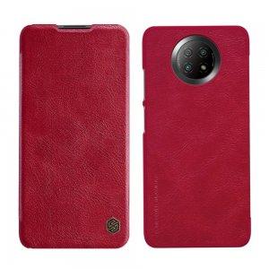 NILLKIN Qin чехол флип кейс для Xiaomi Redmi Note 9T - Красный