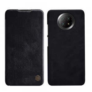 NILLKIN Qin чехол флип кейс для Xiaomi Redmi Note 9T - Черный