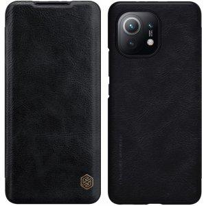NILLKIN Qin чехол флип кейс для Xiaomi Mi 11 - Черный