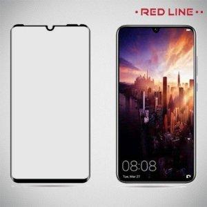3D Защитное стекло для Huawei P30 Pro - Черный Red Line