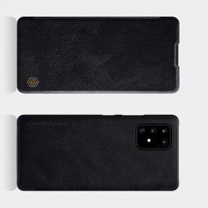 NILLKIN Qin чехол флип кейс для Samsung Galaxy S10 Lite - Черный