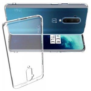 Ультратонкий прозрачный силиконовый чехол для OnePlus 7T Pro