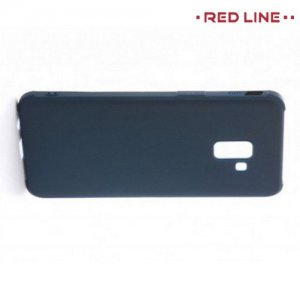 Red Line Extreme противоударный чехол для Samsung Galaxy A8 Plus 2018 - Синий