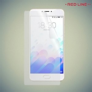 Red Line защитная пленка для Meizu M3 Note
