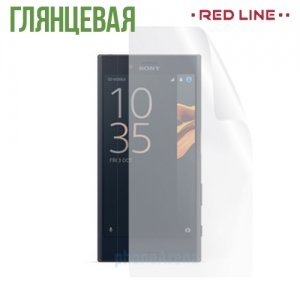 Red Line защитная пленка на весь экран для Sony Xperia X Compact