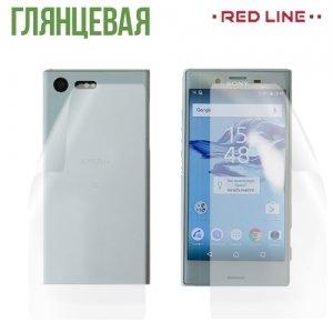 Red Line двухсторонняя защитная пленка для Sony Xperia X Compact