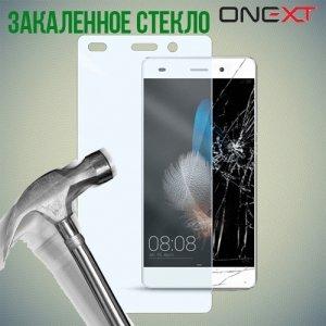 OneXT Закаленное защитное стекло для Huawei P8 Lite