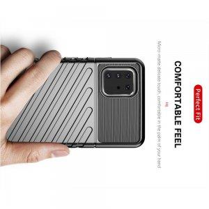 AirBags Case противоударный силиконовый чехол с усиленной защитой для Samsung Galaxy Note 10 Lite Зеленый
