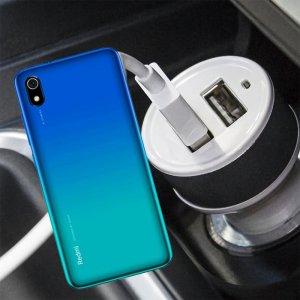 Автомобильная зарядка для Xiaomi Redmi 7A высокой мощности 2 USB 2.1A