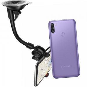 Автомобильный держатель для телефона Samsung Galaxy M11