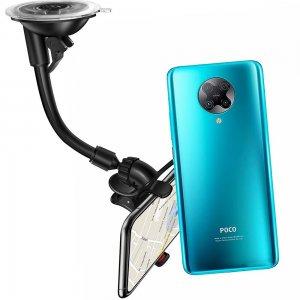 Автомобильный держатель для телефона Xiaomi Poco F2 Pro