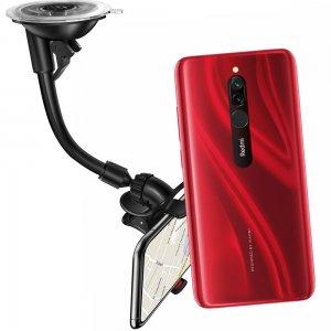Автомобильный держатель для телефона Xiaomi Redmi 8