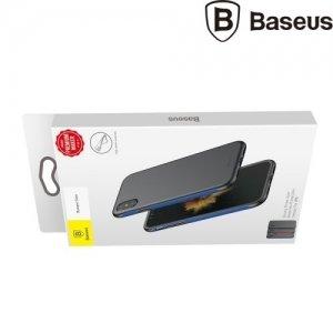 Baseus Bumper Case чехол с усиленным бампером для iPhone Xs / X