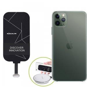 Беспроводная зарядка для iPhone 11 Pro Max адаптер приемник