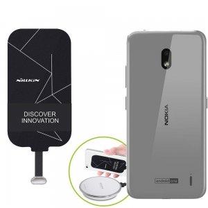 Беспроводная зарядка для Nokia 2.2 адаптер приемник
