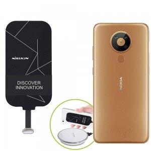Беспроводная зарядка для Nokia 5.3 адаптер приемник