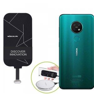Беспроводная зарядка для Nokia 7.2 адаптер приемник