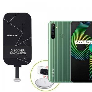 Беспроводная зарядка для Realme 6i адаптер приемник