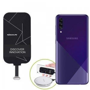 Беспроводная зарядка для Samsung Galaxy A30s адаптер приемник