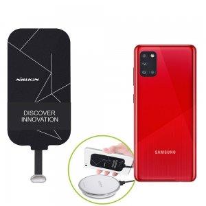 Беспроводная зарядка для Samsung Galaxy A31 адаптер приемник