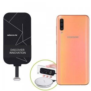 Беспроводная зарядка для Samsung Galaxy A50 адаптер приемник