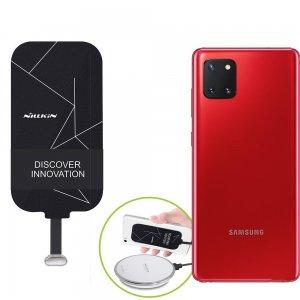 Беспроводная зарядка для Samsung Galaxy Note 10 Lite адаптер приемник