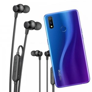 Беспроводные наушники для Realme 3 Pro Bluetooth