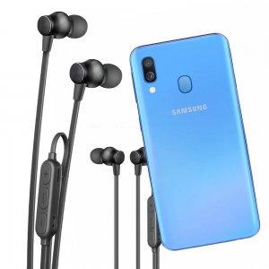 Беспроводные наушники для Samsung Galaxy A40 Bluetooth