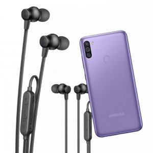Беспроводные наушники для Samsung Galaxy M11 Bluetooth
