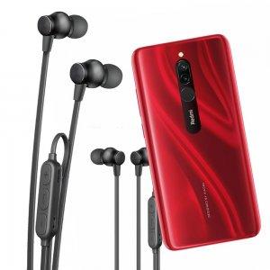Беспроводные наушники для Xiaomi Redmi 8 Bluetooth