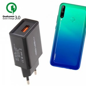 Быстрая зарядка для Huawei P40 lite E Quick Сharge 3.0