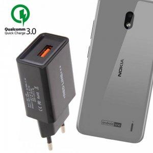 Быстрая зарядка для Nokia 2.2 Quick Сharge 3.0