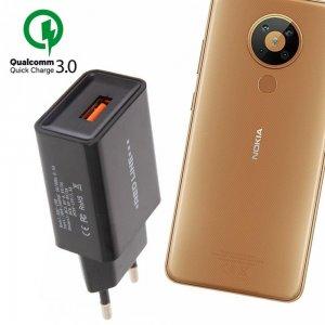 Быстрая зарядка для Nokia 5.3 Quick Сharge 3.0