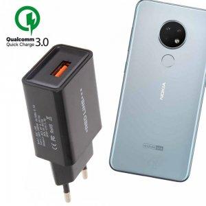Быстрая зарядка для Nokia 6.2 Quick Сharge 3.0