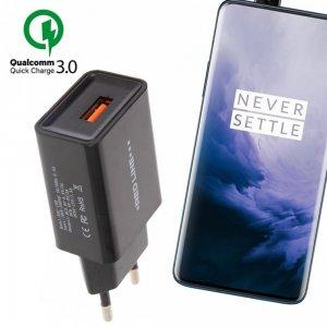 Быстрая зарядка для OnePlus 7 Pro Quick Сharge 3.0