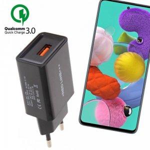 Быстрая зарядка для Samsung Galaxy A51 Quick Сharge 3.0