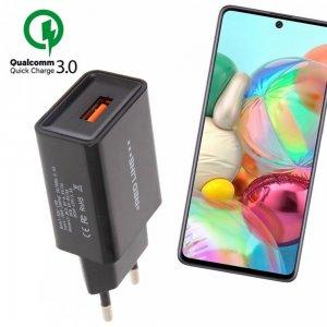 Быстрая зарядка для Samsung Galaxy A71 Quick Сharge 3.0