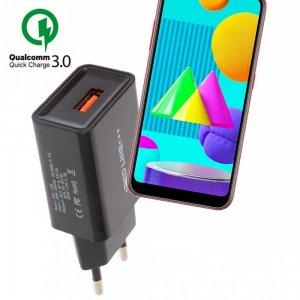 Быстрая зарядка для Samsung Galaxy M01 Quick Сharge 3.0