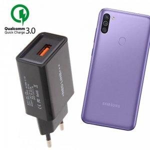 Быстрая зарядка для Samsung Galaxy M11 Quick Сharge 3.0