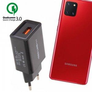 Быстрая зарядка для Samsung Galaxy Note 10 Lite Quick Сharge 3.0